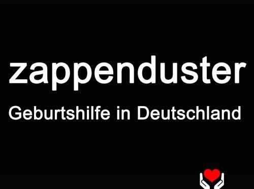 Zappenduster – Geburtshilfe in Deutschland