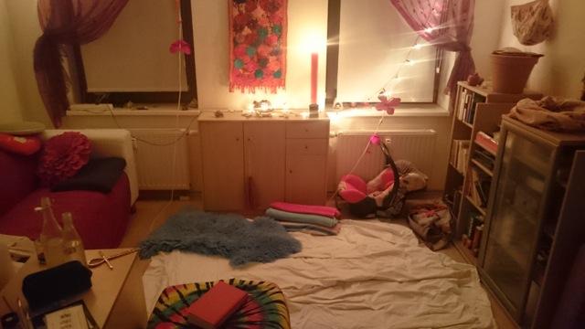 Geburtsbericht: Selbstbestimmte Geburt allein zu Haus