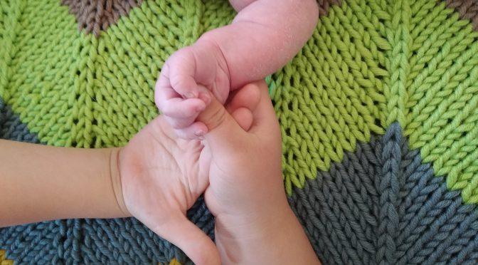 Ein Kaiserschnitt und zwei schmerzfreie Geburten